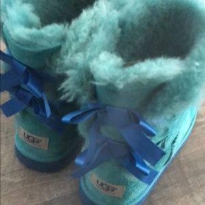 Ugg winter blue Boots